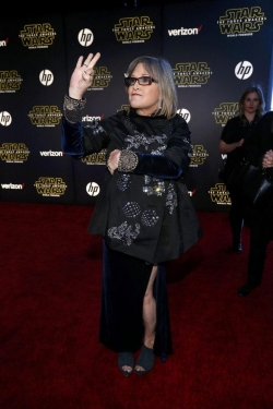 Carrie Fisher image.