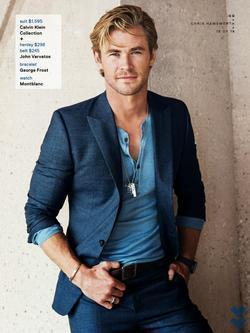 Chris Hemsworth image.