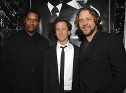 Latest photos of Denzel Washington, biography.