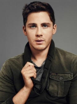 Logan Lerman image.