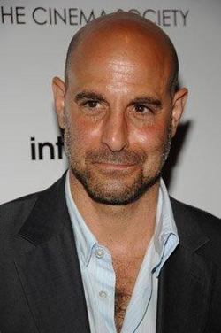 Stanley Tucci image.