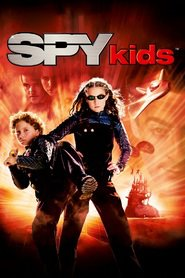 Spy Kids - movie with Danny Trejo.