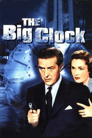 The Big Clock - movie with Ray Milland.
