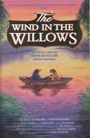 The Wind in the Willows - movie with Stephen Fry.