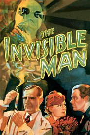 The Invisible Man - movie with Holmes Herbert.