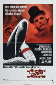 Murders in the Rue Morgue is the best movie in Maria Perschy filmography.