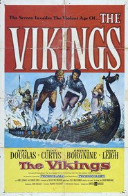 The Vikings is the best movie in Alexander Knox filmography.