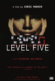 Level Five is the best movie in Nagisa Oshima filmography.