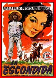 La escondida - movie with Domingo Soler.