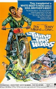The Thing with Two Heads - movie with Ray Milland.