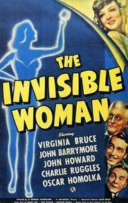 The Invisible Woman - movie with Oskar Homolka.