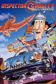Inspector Gadget's Biggest Caper Ever - movie with Maurice LaMarche.