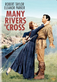 Many Rivers to Cross is the best movie in James Arness filmography.