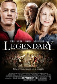 Legendary - movie with Patricia Clarkson.
