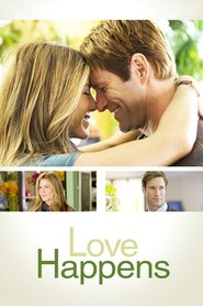 Love Happens - movie with Jennifer Aniston.