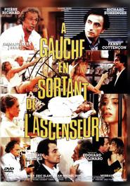 A gauche en sortant de l'ascenseur is the best movie in Richard Bohringer filmography.