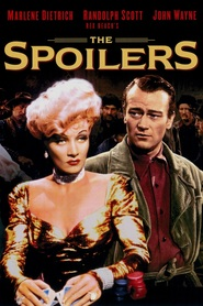 The Spoilers - movie with George Cleveland.