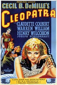 Cleopatra - movie with Joseph Schildkraut.