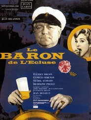 Le baron de l'ecluse - movie with Robert Dalban.
