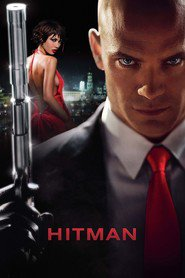 Hitman - movie with Olga Kurylenko.