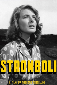 Stromboli - movie with Ingrid Bergman.