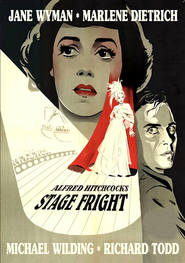 Stage Fright is the best movie in Marlene Dietrich filmography.