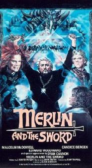 Film Merlin And The Sword .