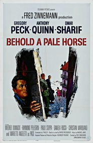 Behold a Pale Horse is the best movie in Anthony Quinn filmography.