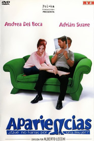 Apariencias is the best movie in Andrea Del Boca filmography.