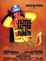 Faites sauter la banque! is the best movie in Louis de Funes filmography.