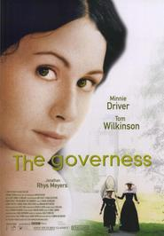 The Governess - movie with Harriet Walter.