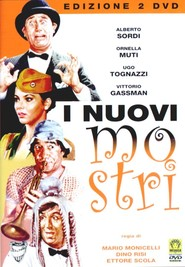 I nuovi mostri is the best movie in Ugo Tognazzi filmography.