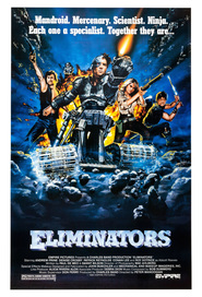 Eliminators is the best movie in Tad Horino filmography.
