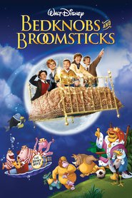 Bedknobs and Broomsticks - movie with Roddy McDowall.