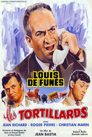Les tortillards - movie with Louis de Funes.