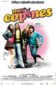 Mes copines - movie with Rossy de Palma.