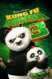 Kung Fu Panda 3 - movie with Jackie Chan.