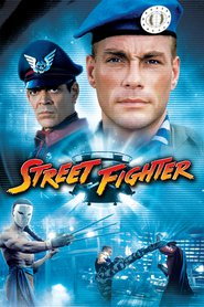 Street Fighter - movie with Simon Callow.