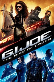 G.I. Joe: The Rise of Cobra - movie with Sienna Miller.