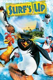 Animation movie Surf's Up.