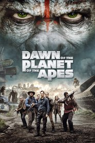Dawn of the Planet of the Apes - movie with Kirk Acevedo.