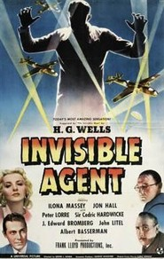 Invisible Agent is the best movie in Holmes Herbert filmography.