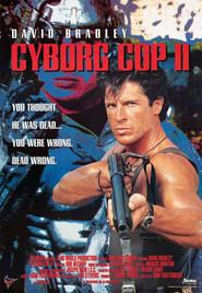Film Cyborg Cop II.