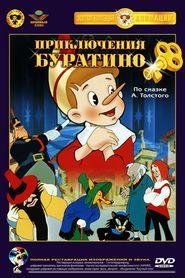Priklyucheniya Buratino is the best movie in Yevgeni Vesnik filmography.