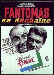 Fantomas se dechaine - movie with Louis de Funes.