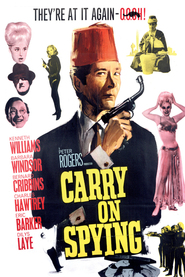 Carry on Spying - movie with Eric Pohlmann.