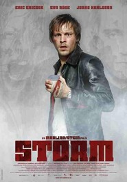 Storm - movie with Jonas Karlsson.