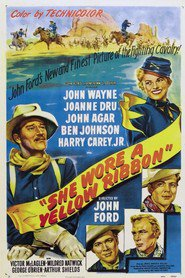 She Wore a Yellow Ribbon is the best movie in Victor McLaglen filmography.