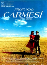 Profundo carmesi is the best movie in Patricia Reyes Spindola filmography.
