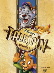 TaleSpin is the best movie in Pat Fraley filmography.